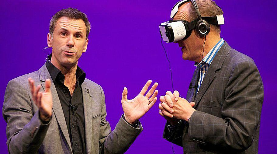 virtual reality reveals magic trick at royal television society conference